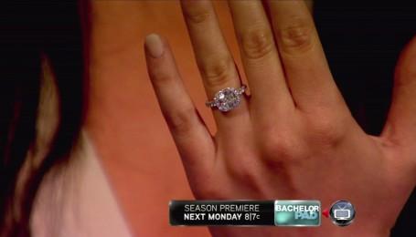 Gumball Machine Engagement Ring