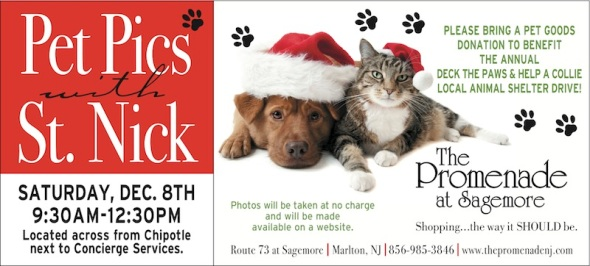 pets with st nick