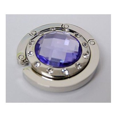 purple purse hook