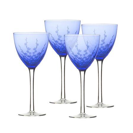 Mikasa wine goblets