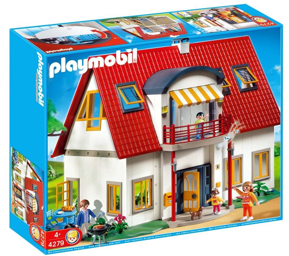 Playmobil warehouse sale coupongy for Salle de bain villa moderne playmobil