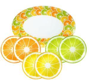 citrus plates