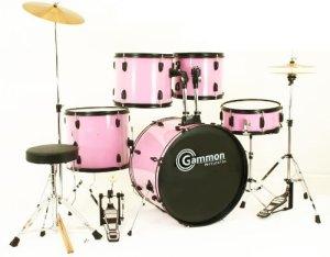 Pink Drums