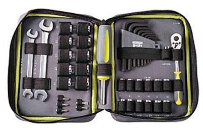 Craftsman Evolv 42 pc. Zipper Case Tool Set Just $14.99 ...