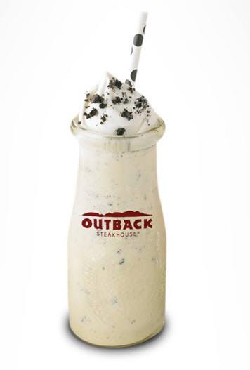 outback shake