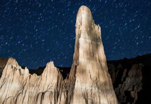 Annual Perseid Meteor Shower Is Seen From Nevada Desert