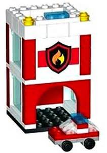 mini fire house