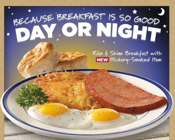 bogo breakfast