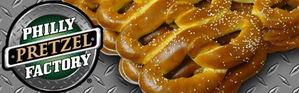 photograph regarding Philly Pretzel Factory Coupons Printable referred to as Acquire 3 Delicate Pretzels, Get hold of 3 Totally free At Philly Pretzel Manufacturing unit