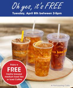 free iced tea