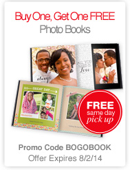 cvs bogo photo book